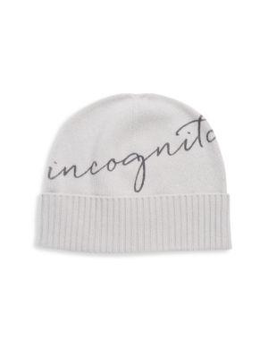 Incognito Cashmere Beanie