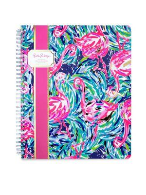 Flamenco Large Notebook