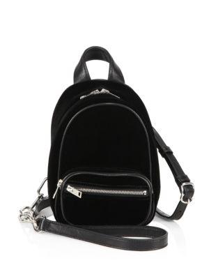 Zip-Around Crossbody Bag