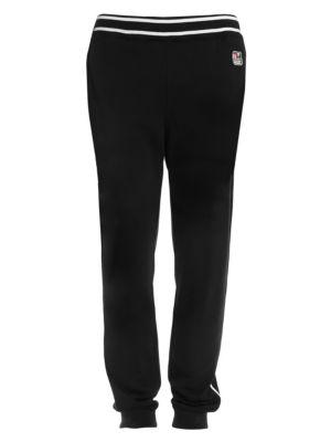 Techmerino Wool Colorblock Track Pants