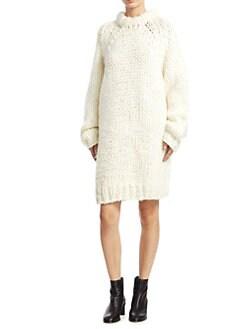 8e8640ec4dc R13. Oversized Chunky Fisherman Sweater