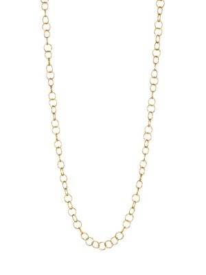 18K Gold Whisper Chain Necklace