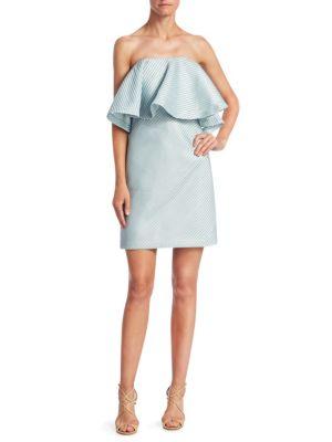 Tiered Flounce Dress