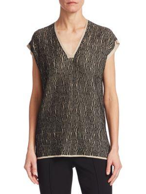 Knit Linen Tunic
