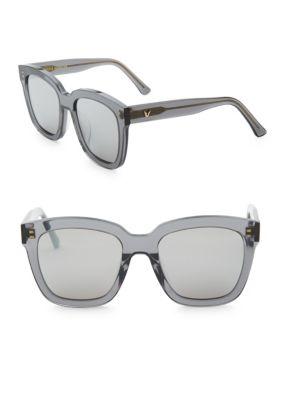 Dreamer Hoff Ombre Square Sunglasses
