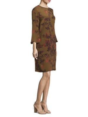 Sidra Silk Dress