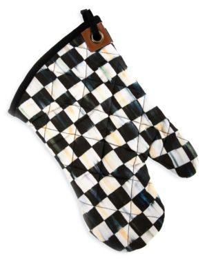 Courtly Check Bistro Oven Mitt 0400095814604