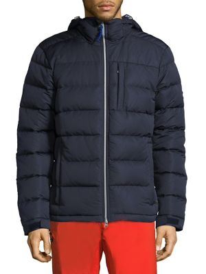 Radiator Quilted Puffer Jacket