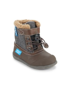 Baby's & Toddler's Mid-height Waterproof Boots