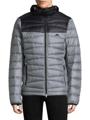 J. Lindeberg Ski Radiator羽绒棉服外套