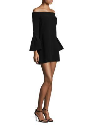 Emery Bell Sleeve Mini Dress