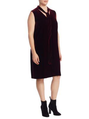Ronan Velvet Dress