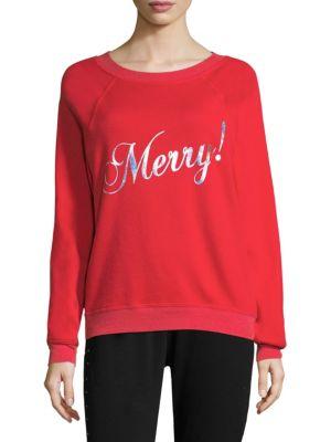 Very Merry Sweatshirt