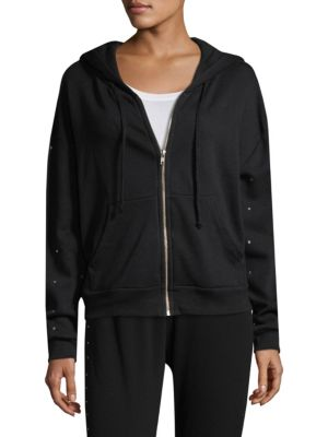 Glitz Hooded Jacket