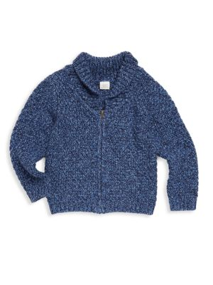 Baby's, Toddler & Little Boy's Quentin Knitted Sweater