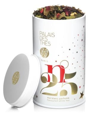 Holiday Green Tea With Citrus, Almonds & Spices