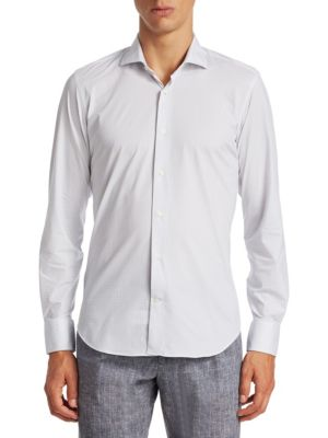 Rossini Fantasia Button-Up Shirt