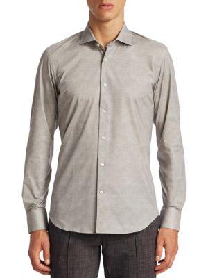 Rossini Favola Button-Up Shirt