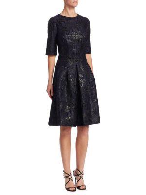 A-Line Shoulder Dress