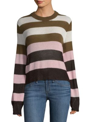 Annika Striped Sweater