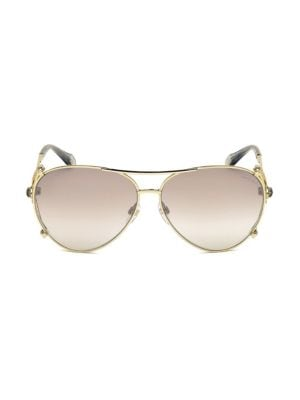 61MM Aviator Sunglasses