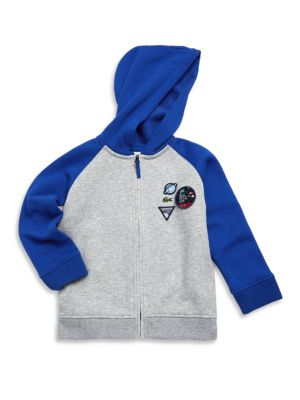 Toddler's & Little Boy's Hooded Sweatshirt