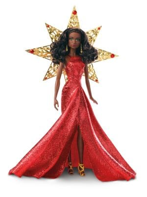 Holiday Barbie Doll