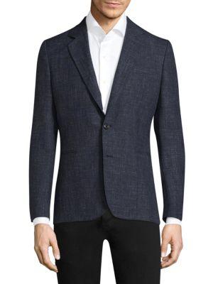 Wool & Linen Sportcoat
