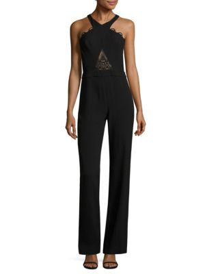 Eve Lux Lace Jumpsuit