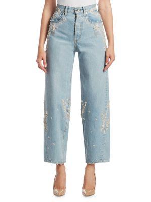 Nana Embellished Jeans