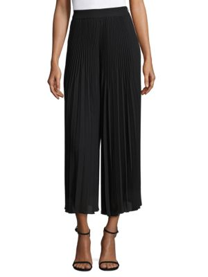 Eden Pleated Flare Pants