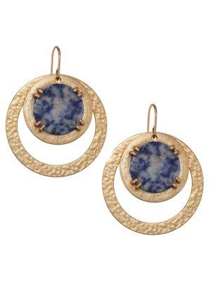 Paris Double Drop Earrings