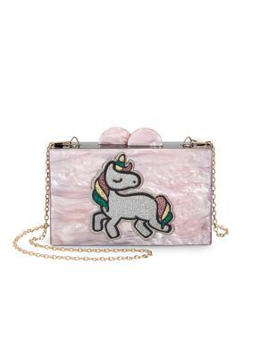 Exclusive Unicorn Clutch
