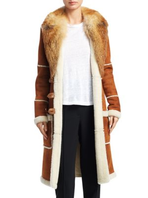 Bretta Shearling Jacket