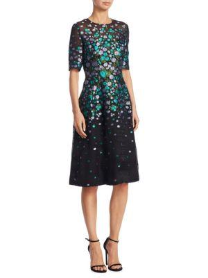 Holly Silk Dress