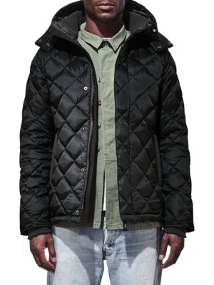 Hendriksen Quilted Down Jacket