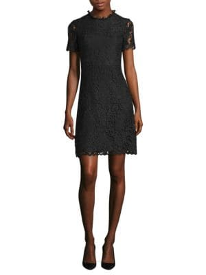 Tapestry Lace Dress