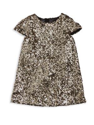 Toddler's, Little Girl's, & Girl's Chloe Sequin Dress