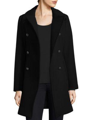 Olivia Cutaway Coat