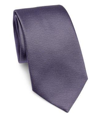 Silk Basketweave Tie