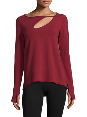 Lilith Cutout Top