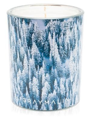 GRAY MALIN Snow Candle