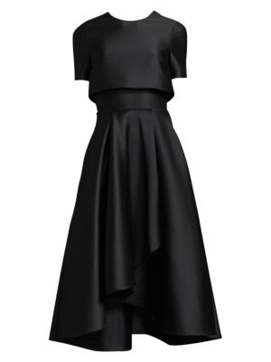 Popover Cocktail Dress