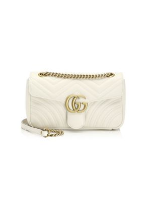GG Marmont Matelasse Small Shoulder Bag