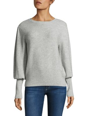 Noely Leg of Mutton Sweater