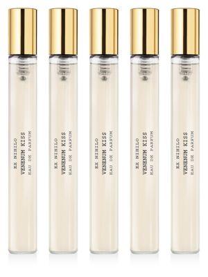 EX NIHILO Venenum Kiss Eau De Parfum Five-Piece Travel Set