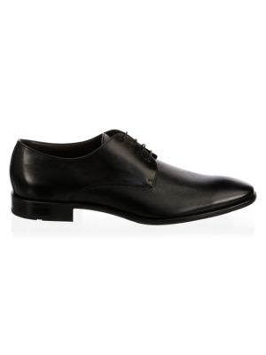 Chelsea Almond Toe Leather Derbys