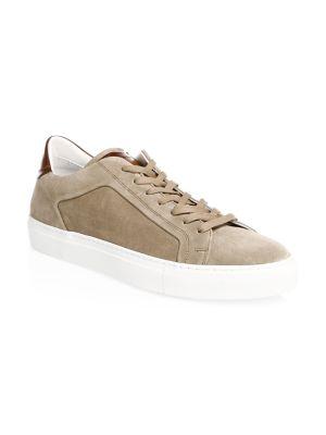 Britt Suede Sneakers