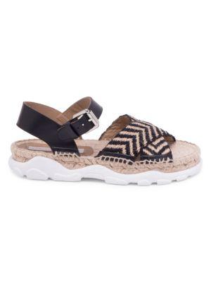 Ochre Sporty Jute Sandals