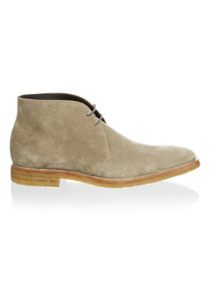 To Boot Banker Suede Chukka Boots 36SpAKS